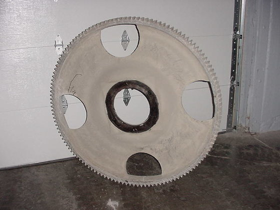 Bull Gear and Pinion 1505
