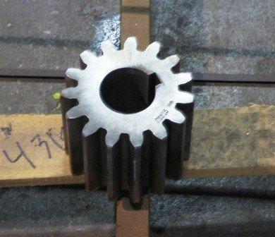 Bull Gear and Pinion Gear