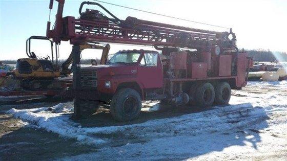 1988 Schramm T450 Drill Rig
