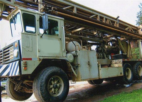 1987 Ingersoll-Rand T4W Drill Rig