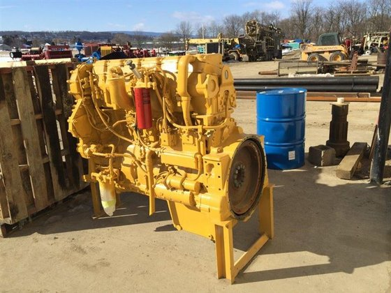 Caterpillar C15 Diesel Engine #12115