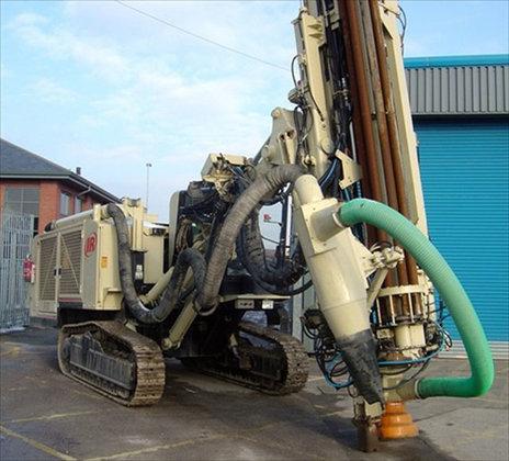 Ingersoll-Rand CM 780D Drill Rig
