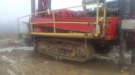 Versa Drill V-1040TRX Drill Rig