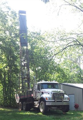 2005 Midway 1000 Drill Rig