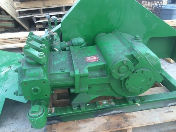 Generic TRIPLEX PUMP D35 in