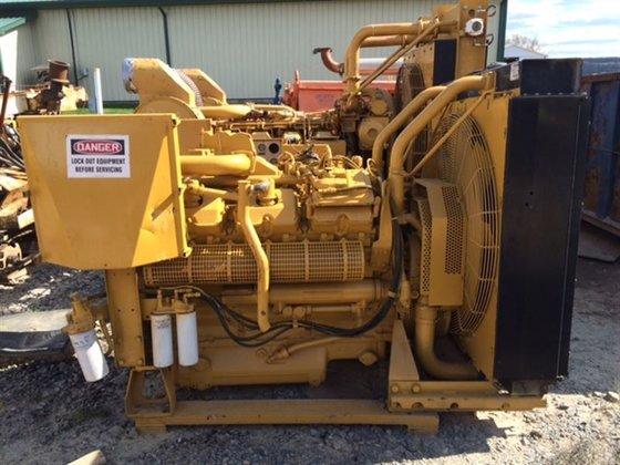 2003 Caterpillar 3412E DIESEL ENGINE