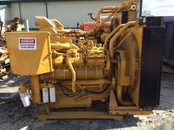 2003 Caterpillar 3412E DIESEL ENGINE