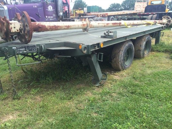 Generic Flatbed Trailers #12296 in