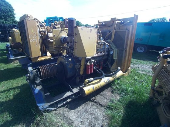 1999 Caterpillar 3412C Diesel Engine