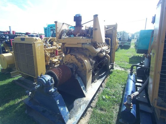 Caterpillar D379 Diesel Engine #12323