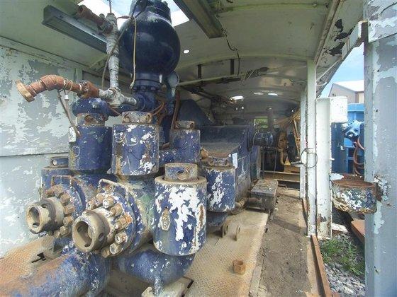 Emsco DC-700 Mud Pump &