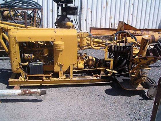 Texoma TJ 254 Drill Rig