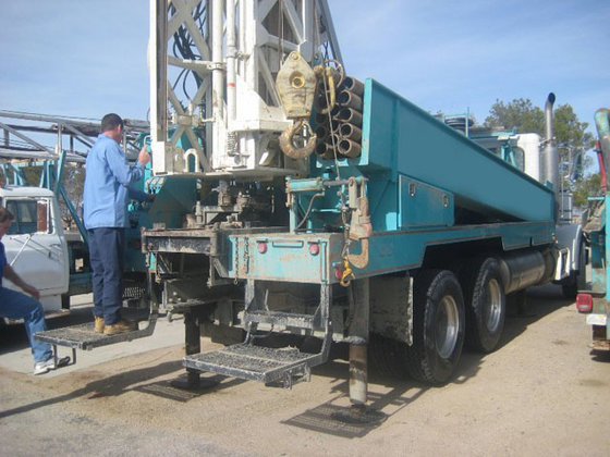2004 Speedstar 30K Drill Rig