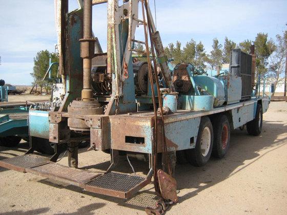 1981 Chicago Pneumatic RT1800 Drill