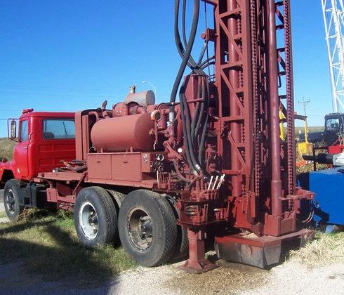 Schramm T64HB Drill Rig #2231