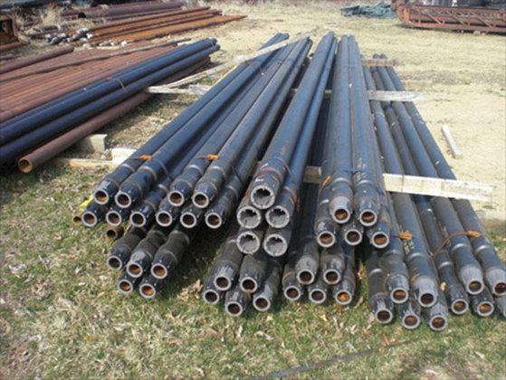 Ingersoll-Rand New T4 Drill Pipe