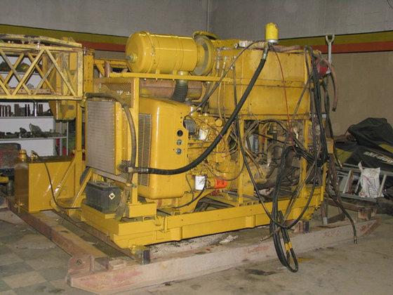 1980 Boart Longyear HC150 Core