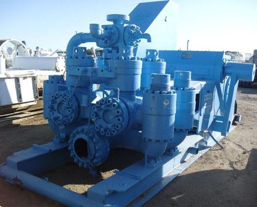 National Oilfield N-1300 Duplex Mud