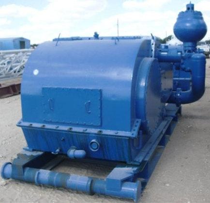 IDECO T-1000 Triplex Mud Pump