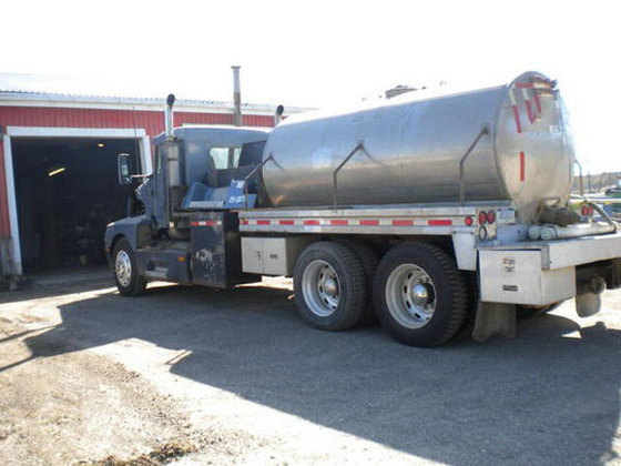 1993 Kenworth Water Tank &