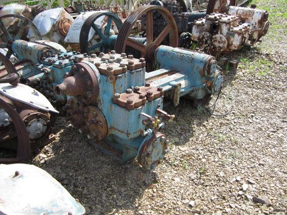 Gaso 1860 Duplex Mud Pump