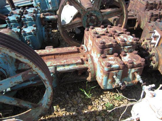 Gaso 12310 Duplex Mud Pump