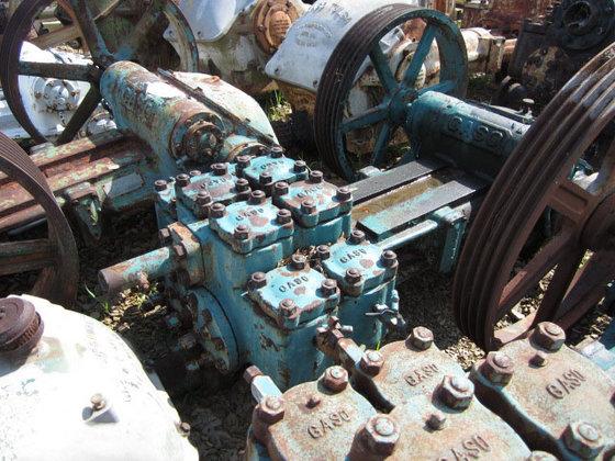 Gaso 11458 Duplex Mud Pump