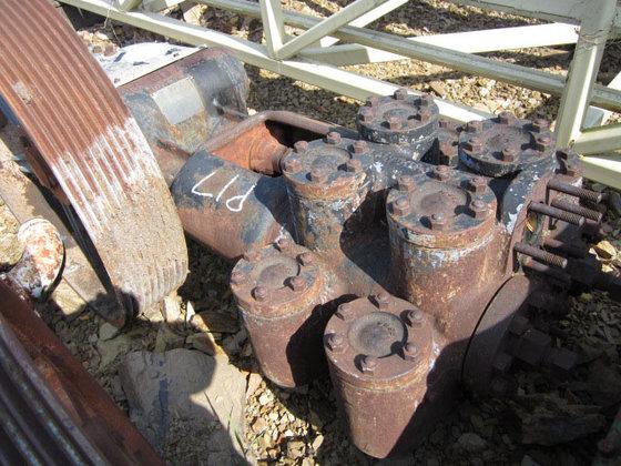 Wheatley 1824 Duplex Mud Pump