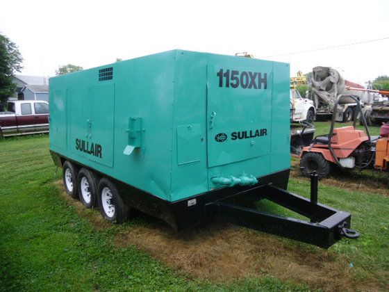2003 Sullair 1150XHD / 350