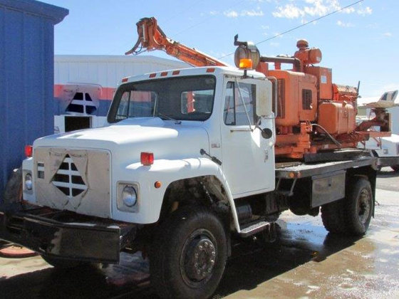 1984 Sterling CH7 Caisson Drill