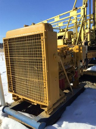 Caterpillar 3408 Diesel Engine #3059