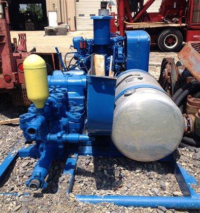 OilWell 6P-HD Duplex 4x6 Mud