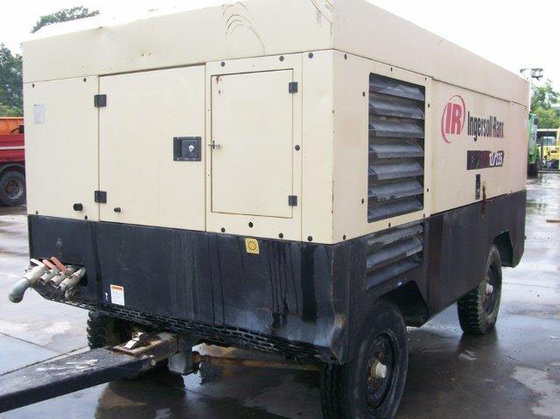 2005 Ingersoll-Rand 12/235 Air Compressor