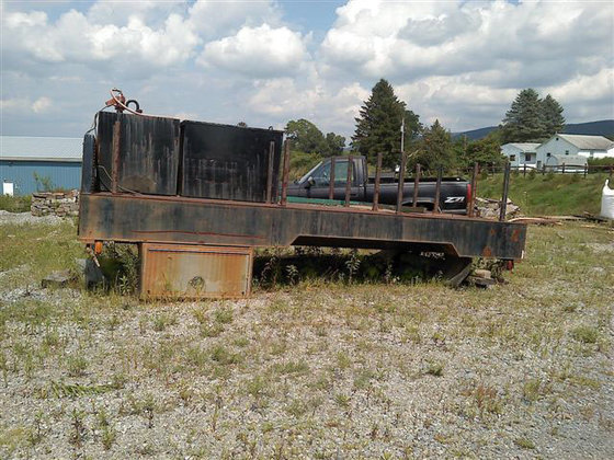 Generic 18 ft Flat Bed