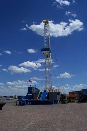 IDECO H-1000 Drill Rig Package