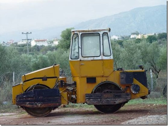 Hamm 7.5 ton Vibrator Roller