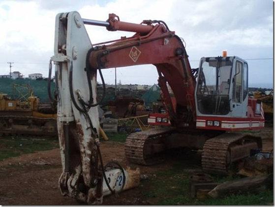 O & K RH9 Excavator