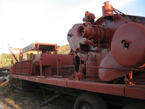 Challenger 320M Drill Rig &
