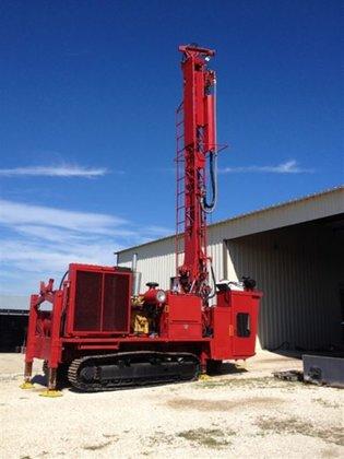 2002 Schramm T450BH Drill Rig