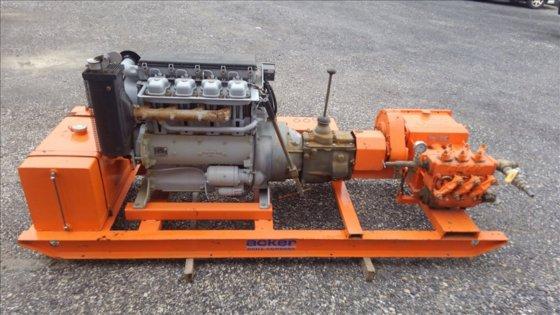 2011 Acker FMC L1122SBCD Triplex Pump - APS16TR-45