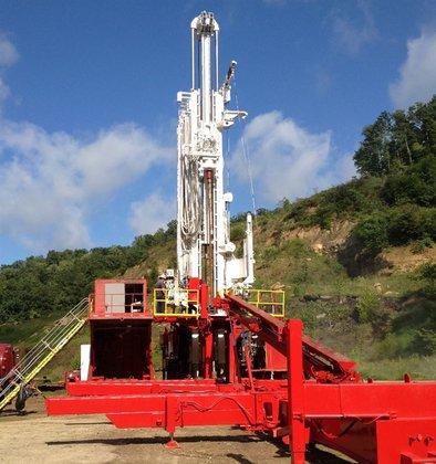 2007 Schramm TXD 200 Drill
