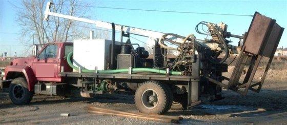 1989 Simco 2800 Drill Rig