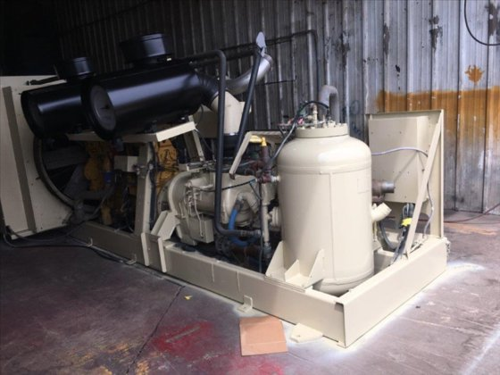 2006 Ingersoll-Rand 1170cfm/350psi Air Compressor