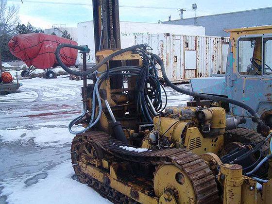 Ingersoll-Rand CMM - Mining Crawler