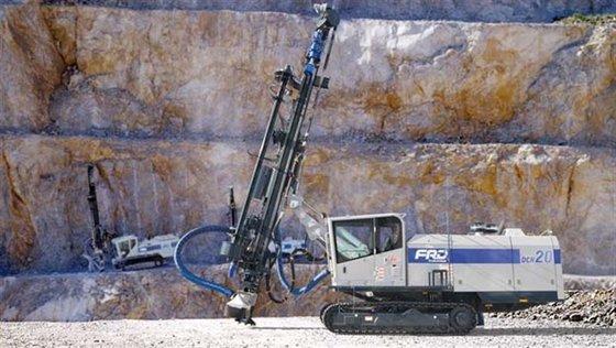 2016 Furukawa Rock Drills -