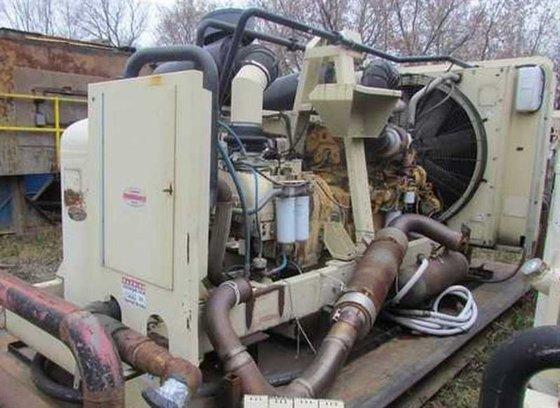 Ingersoll-Rand 1170 cfm / 350