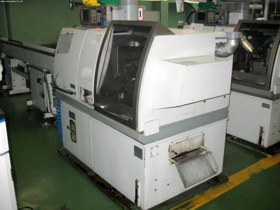 DMG GILDEMEISTER GD 20 LATCHING MACHINE WITH A TRAY in