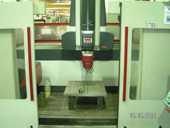 FIDIA D218 5/6 AXIS CNC