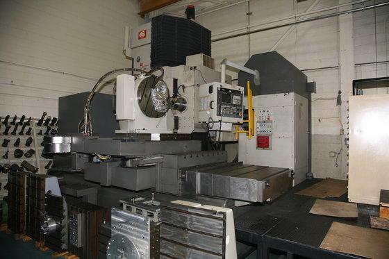 SIP 4000 CNC 6 AXIS