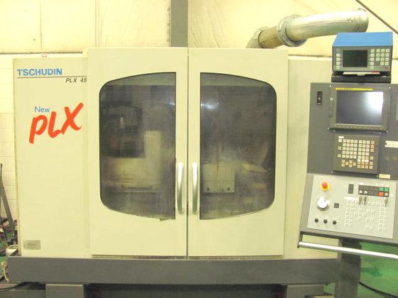 TSCHUDIN PLX45 CNC Cylindrical Grinder
